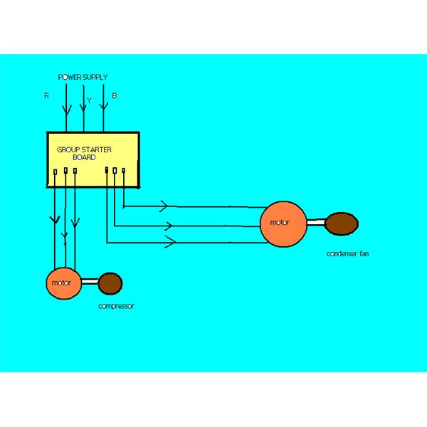 domestic wiring diagram bosch relay for horn 10 simple electric circuits with diagrams air conditioning circuit