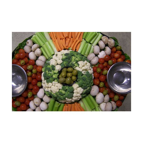 How to Prepare a Veggie Tray That39s Fresh Appetizing
