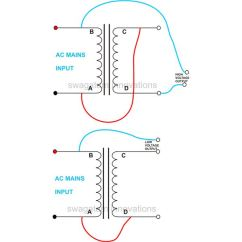 Auto Transformer Wiring Diagram 2008 Nissan Pathfinder Radio How To Build A Homemade Variable Voltage Autotransformer Building An