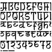 Download Font Spotlight: Sanskrit Style Typefaces
