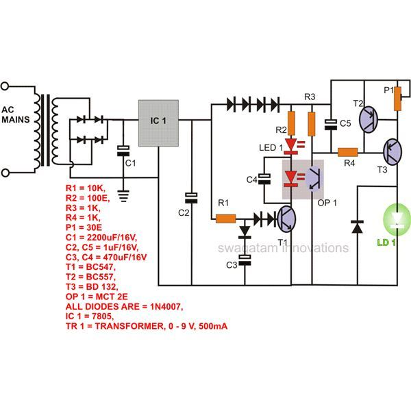 taser circuit diagram hohner encoder wiring how to modify a green laser pointer with an external power supply