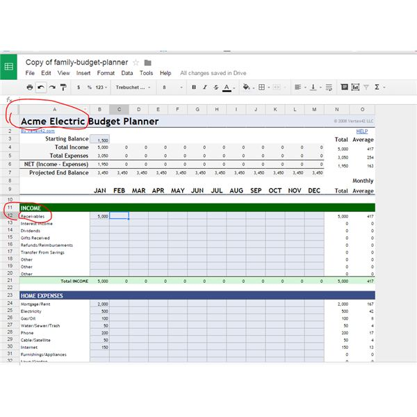 10 Great Google Docs Project Management Templates