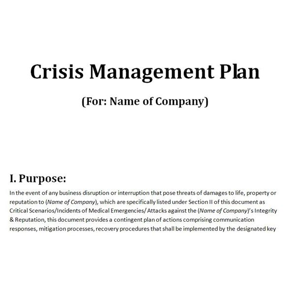 free event management plan template