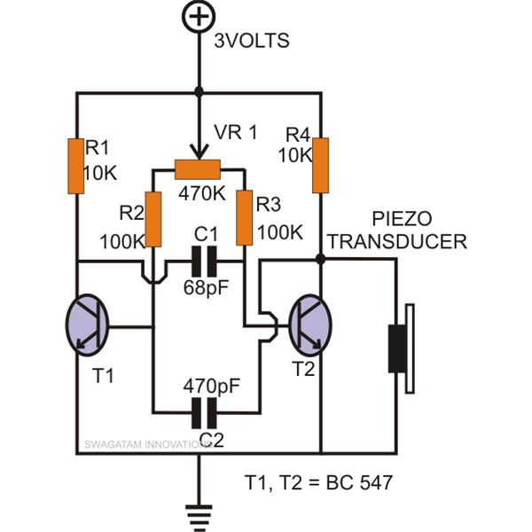 electronic circuit and devices