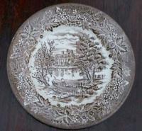 "English Porcelain - ENGLISH IRONSTONE TABLEWARE ""CASTLES ..."