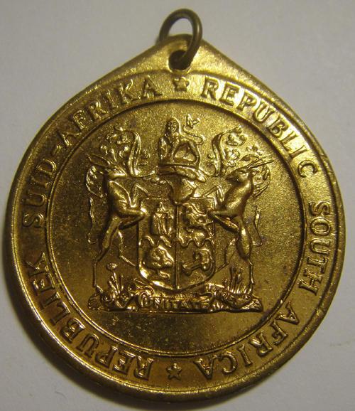 Commemorative 1961 Republic Of South Africa 31 5 1961