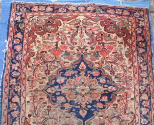 Threadbare Persian Rug Rugs Ideas