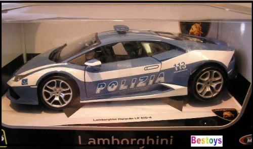 Models Burago Diecast Model Car 11041 Lamborghini Huracan Lp 610 4