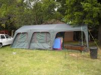 Tents - Camp Master Lagoona 16 Man Tent in bag and in good ...
