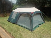 Tents - Campmaster Lagoona Diner IV Tent was sold for R1 ...