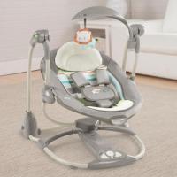 Swings - Ingenuity ConvertMe Swing-2-Seat Portable Baby ...