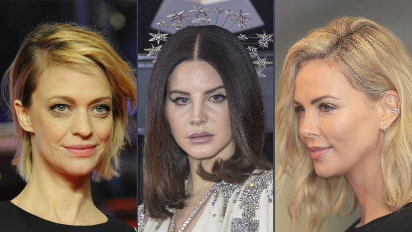 Frisuren Für Mittellange Haare 20 Tolle Inspirationen Bild Der
