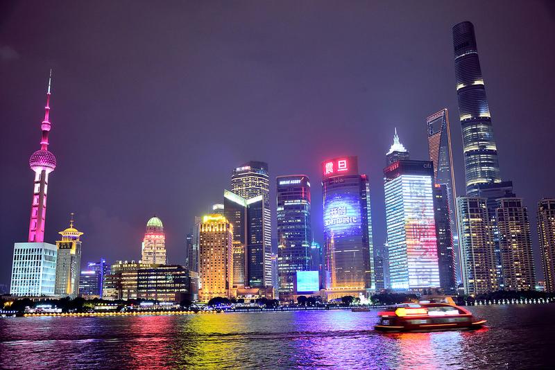 上海景點 X 外灘陸家嘴 X 穿梭在紫醉金迷的十里洋場 - 焦糖熱一點 Bite A Map