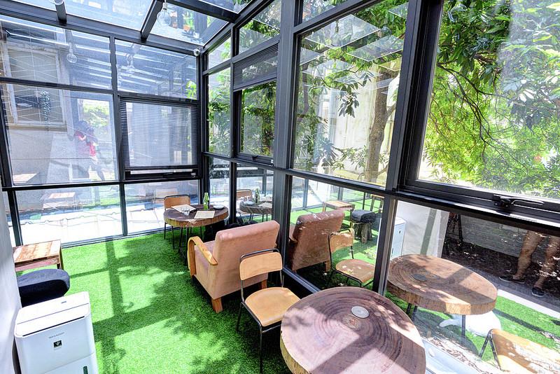 新竹咖啡 X nolas café salon X 在閣樓小森林咖啡館野餐! - 焦糖熱一點 Bite A Map