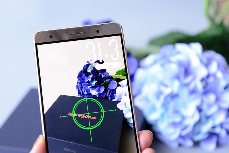 ASUS ZenFone 3 Deluxe ZS570KL 冰銀河手機 X 閃亮生活,奢華登場 - 焦糖熱一點 Bite A Map
