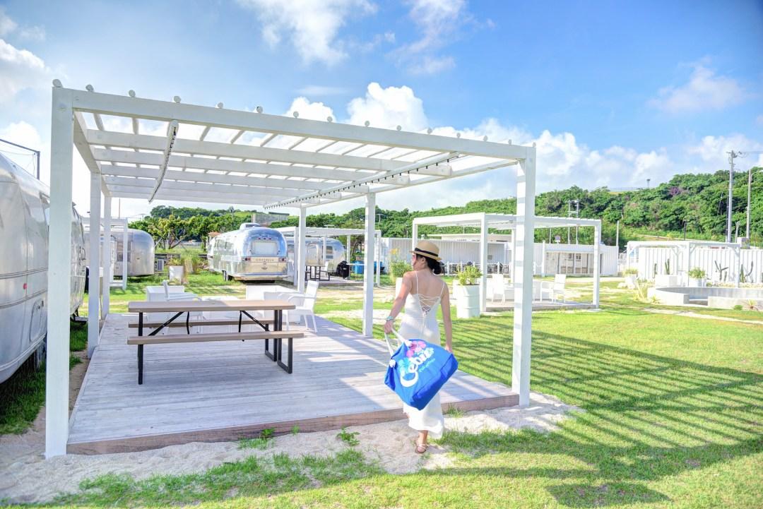 沖繩,瀨長島,露營車,magic,umikajiterrace,ISLANDMAGICSENAGAJIMA