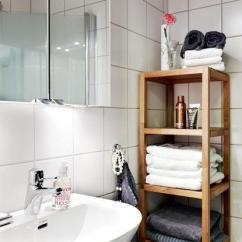 Black And White Kitchen Rug Pull Up Cabinets 温馨雅致阳光充足 37平单身公寓设计(7) - 家居装修知识网