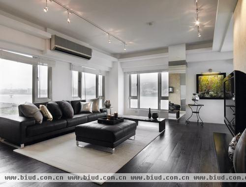 hanging kitchen light facets 现代时尚艺术感居所室内设计效果图 - 家居装修知识网