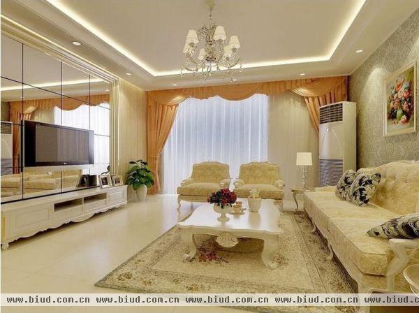 kitchen pendant lights for island 上林溪-三居室-108平米-装修设计 - 家居装修知识网