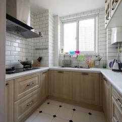 Kitchen Mosaic Stoves At Lowes 7平米家装u型厨房装修效果图 - 家居装修知识网