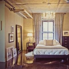 Long Kitchen Rugs Cabinet Installation Cost 开放式工业风 美国loft风无隔间公寓改造(图) - 家居装修知识网