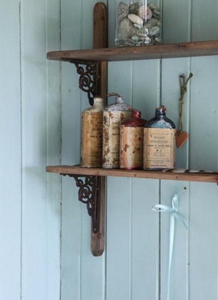 vintage kitchen sink home depot wall tile 图片资讯:5招教你如何利用老式玻璃瓶 - 家居装修知识网
