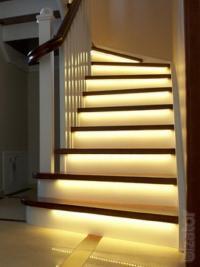 Automatic stair lighting LED Ukraine - Buy on www.bizator.com