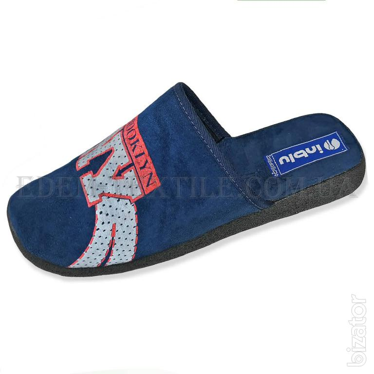 Mens bedroom Slippers Inblu Ukraine  Buy on wwwbizatorcom