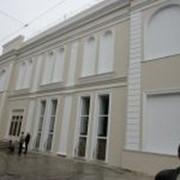Полная реставрация архитектурных зданий фото