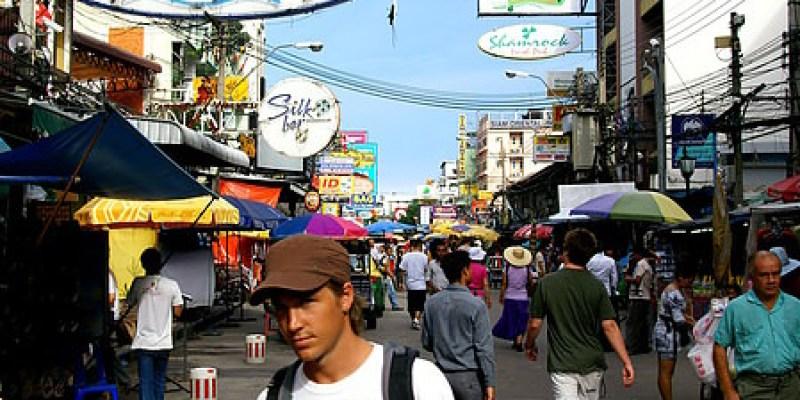 【曼谷】背包客世界的小小縮影 -考山路(Khao San Road)