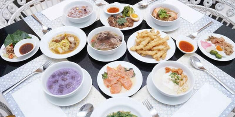 不愛吃酸、不愛吃辣,那你就要來這~BlueSpice Dining Room泰式清粥小菜不限時吃到飽@Grande Centre Point Sukhumvit 55