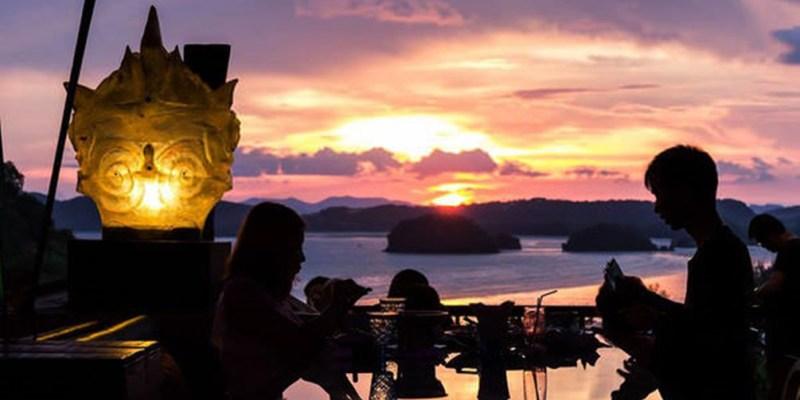 【甲米府】奧南海灘(Ao Nang) 最棒 2 間餐廳推薦:最強夕陽景觀餐廳 Lae Lay Grill & 最鮮海味美食餐廳 Krua Thara Seafood