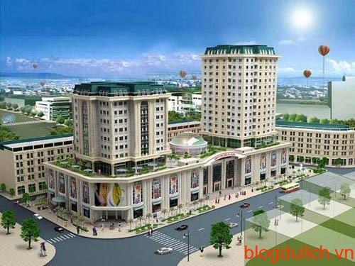 vinh trung plaza hotel