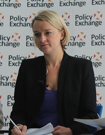 La periodista de la BBC, Laura Kuenssberg, vítima de troles en redes sociales