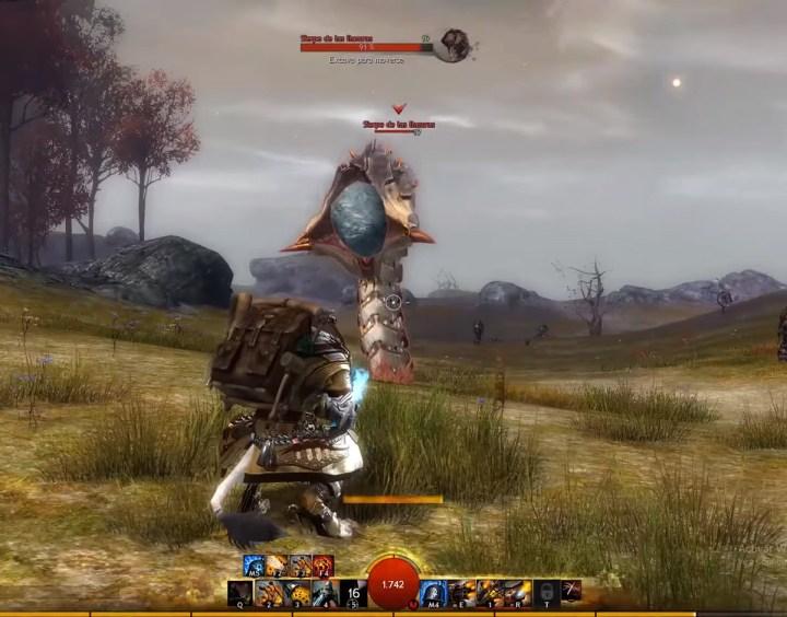 Guild Wars 2 lo esta petando