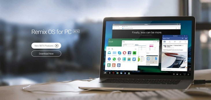 remix os pc