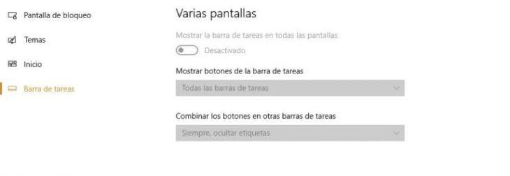 Cómo personalizar la barra de actividades de Windows diez y volar
