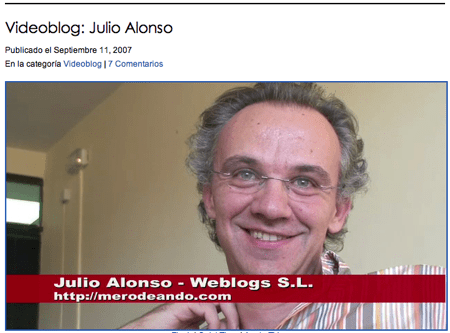 Entrevista Eduardo Collado