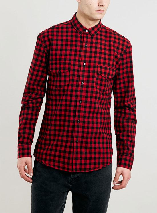 Seis camisas de cuadros para hombre a las que les damos un
