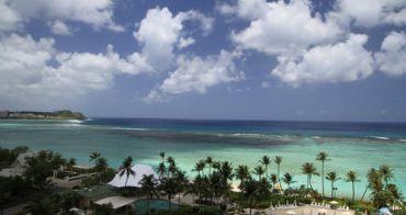 【關島飯店】 君悅酒店(杜夢灣) HYATT REGENCY GUAM - 漂亮的沙灘.唯美的景色.我還想再來