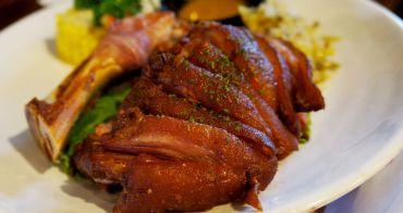 【台中潭子】東喜堂花園茶館 - 店家說他們是離市區最近的美食桃源.謝謝團長的美德糕餅舖的黃金千層.崑派餅店月餅