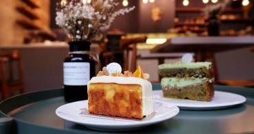 台中北區│卉HUI Cafe-美美的又好拍的氛圍下享用早午餐和甜點咖啡,IG打卡夯點