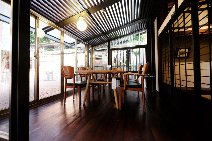20170910004117 45 - 櫟舍文學餐廳-台中文學館內日式建築餐廳.百年老榕樹下.可以從早餐午餐到下午茶甜點冰品