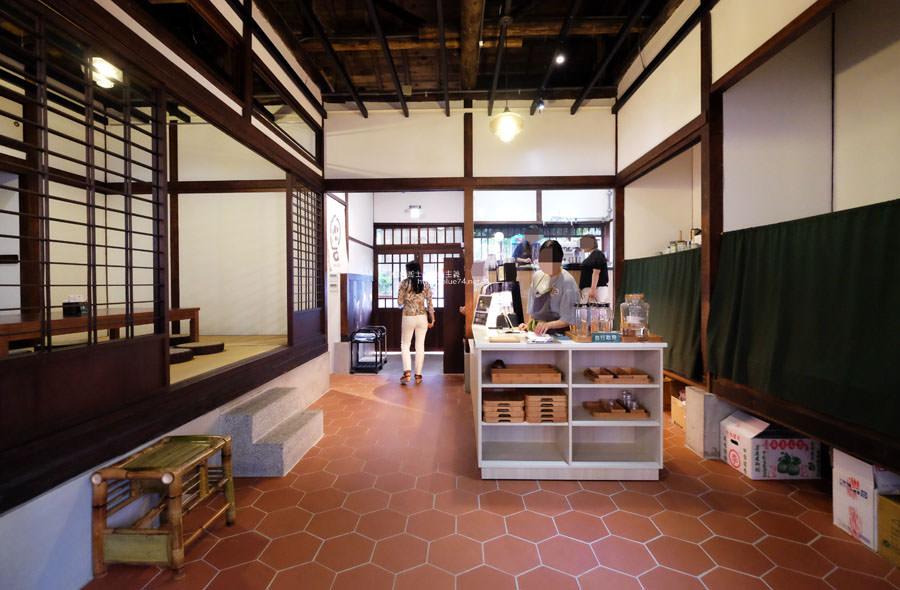 20170910004118 5 - 櫟舍文學餐廳-台中文學館內日式建築餐廳.百年老榕樹下.可以從早餐午餐到下午茶甜點冰品