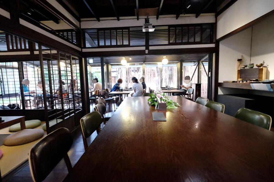 20170910004121 15 - 櫟舍文學餐廳-台中文學館內日式建築餐廳.百年老榕樹下.可以從早餐午餐到下午茶甜點冰品