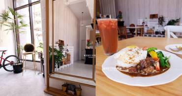 台中東區│Mr.&Mrs.夫妻洋食-有溫度的用心料理,裝潢舒適