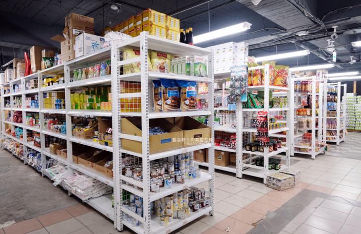 20190223154819 95 - Big King Shopping Center-不用出國就能買到東南亞餅乾、零食、咖啡、調味料,貼心分國別擺放