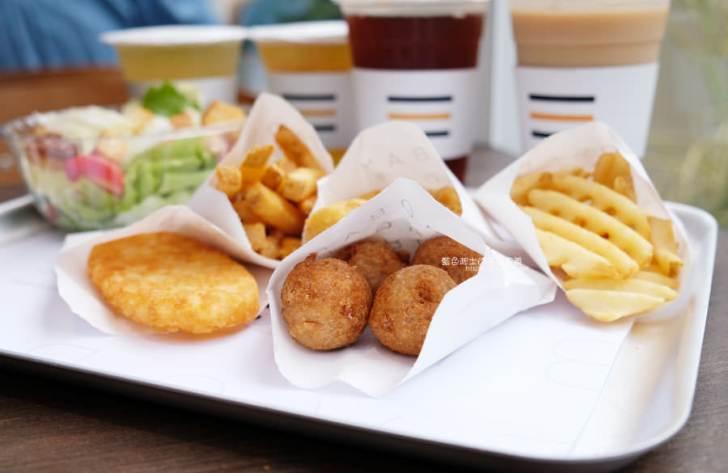 20190503111410 84 - 早伴漢堡Zaoban Burger-早伴早餐推出速食新風格,台中美術館商圈美食推薦