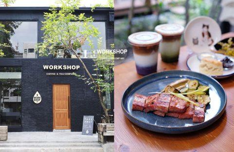 20190710150916 1 - 飪荇咖啡│堅持夢想的任性咖啡,牆上吸睛彩繪咖啡女孩,寵物友善店家