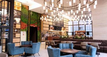台中西屯│比斯奎爾烘焙坊-逢甲商圈不限時插座咖啡廳,環境漂亮好拍,浮雲客棧飯店一樓
